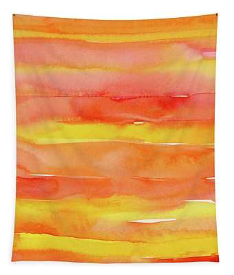 Summer Sunrise Tapestry