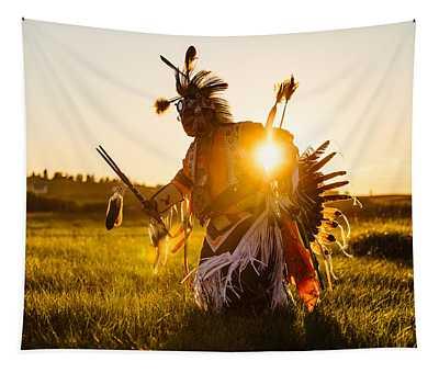 Sun Dance Tapestry