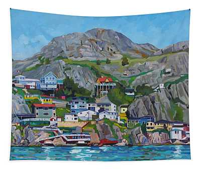 Sun Of The Battery Tapestry