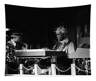 Sun Ra Arkestra At The Red Garter 1970 Nyc 31 Tapestry