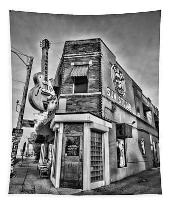Sun Studio - Memphis #2 Tapestry