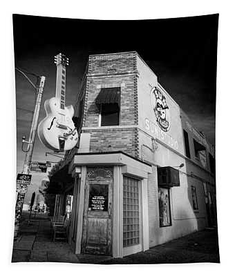 Sun Studio - Memphis #3 Tapestry