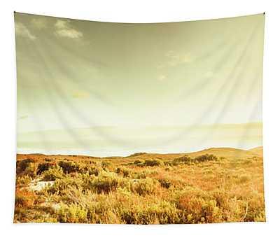 Sundown Bend Tapestry