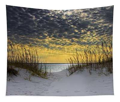 Sunlit Passage Tapestry