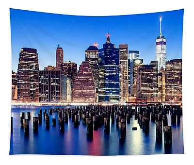Magic Manhattan Tapestry