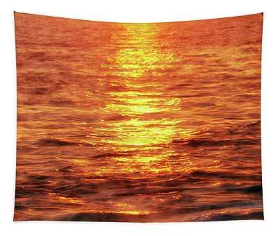 Sunset Shimmer Tapestry