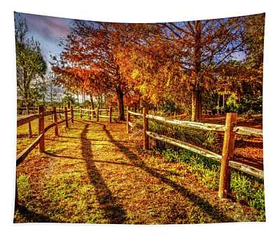 Sunset Trail Tapestry