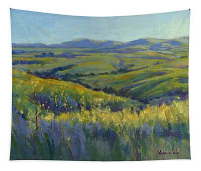 Super Bloom 3 Tapestry