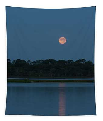 Supermoon Dawn 2013 #2 Tapestry