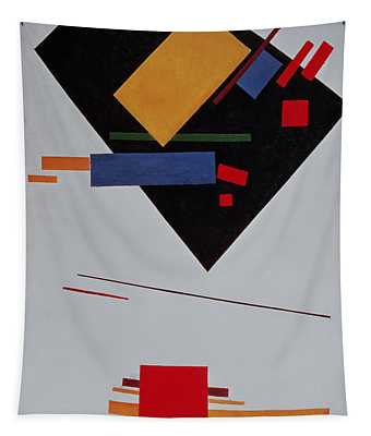 Suprematist Composition Tapestry