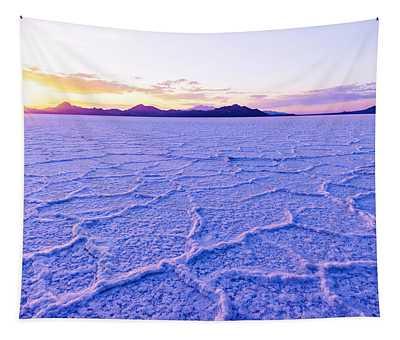 Surreal Salt Tapestry