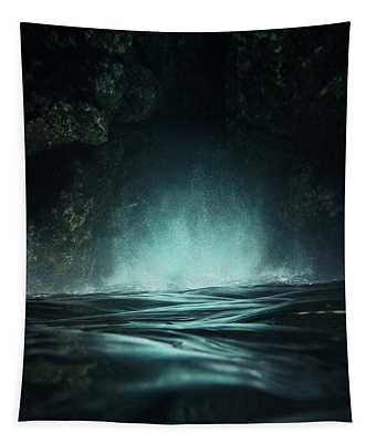 Surreal Sea Tapestry