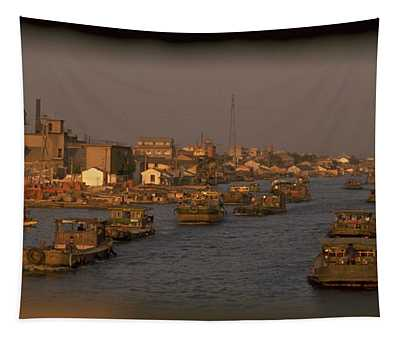 Suzhou Grand Canal Tapestry