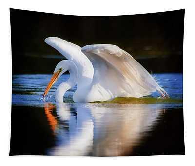 Swanlike Tapestry