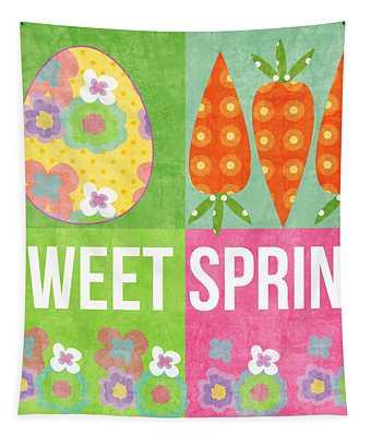 Sweet Spring Tapestry