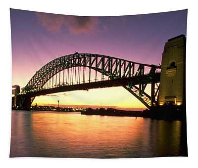 Sydney Harbour Bridge Tapestry