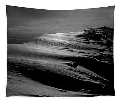 T-213312 Windblown Ice On Humphreys Peak Tapestry