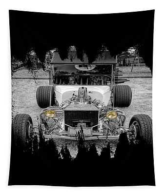 T Bucket Tapestry