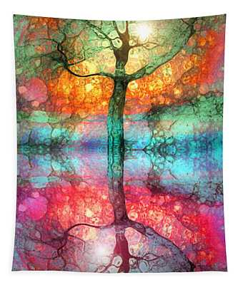 Take The Light This Life Has To Offer Tapestry