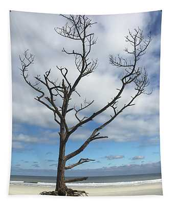 Talbot Stilt Tree #1 Tapestry