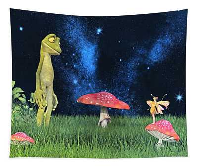 Tall Tales Tapestry