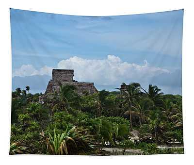 Talum Ruins 2 Tapestry