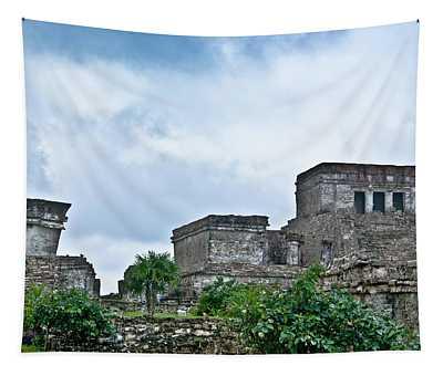 Talum Ruins 5 Tapestry