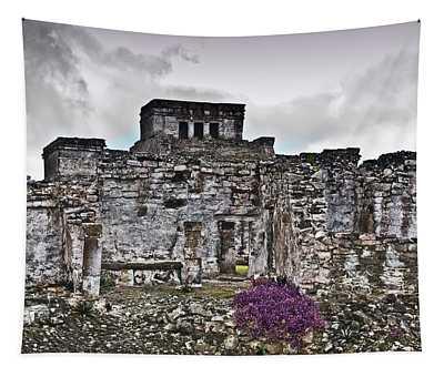 Talum Ruins 6 Tapestry