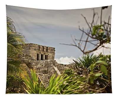 Talum Ruins 9 Tapestry