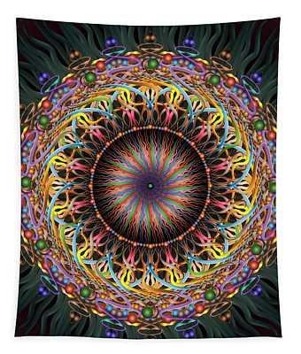 Tambourine Tapestry