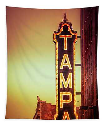 Tampa Theatre Tapestry