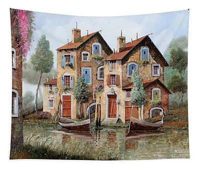 Tante Finestre Tapestry
