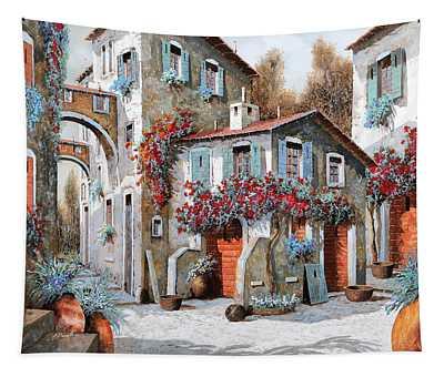 Tanti Tanti Fiori Tapestry