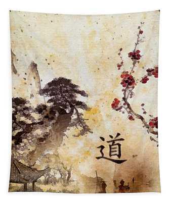 Tao Te Ching Tapestry