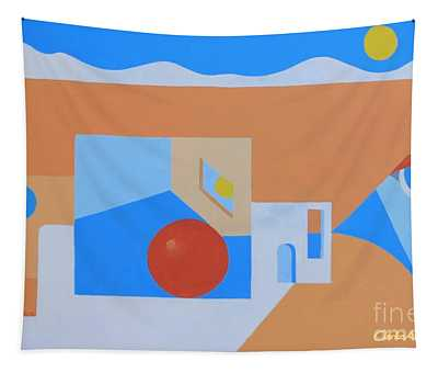 Southwest Perspective #1 Tapestry