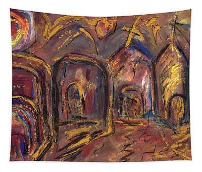 Taos's Spirit Tapestry