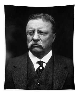 Teddy Roosevelt Tapestry