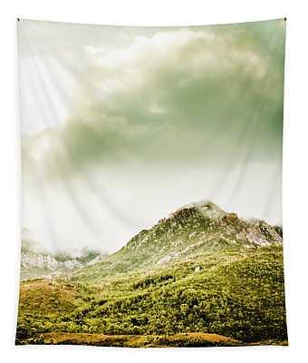 Temperate Alpine Terrain Tapestry