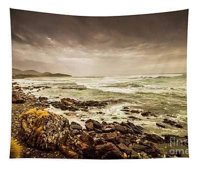 Tense Seas Tapestry