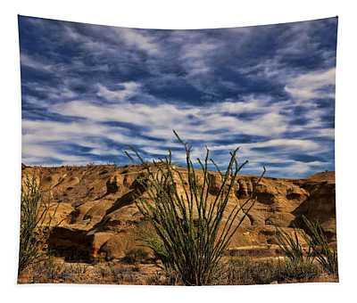 Terlingua Desert 1 Tapestry