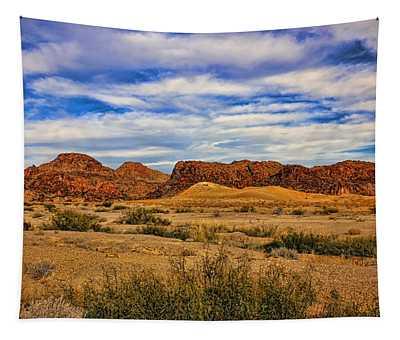 Terlingua Desert 5 Tapestry