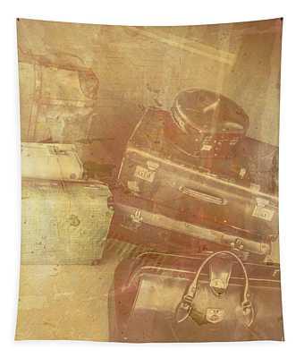 Terminal Goodbye Tapestry