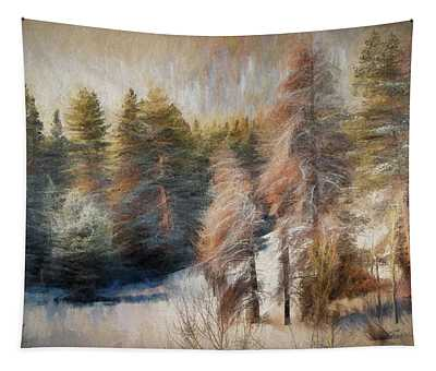 Terra Incognita Tapestry