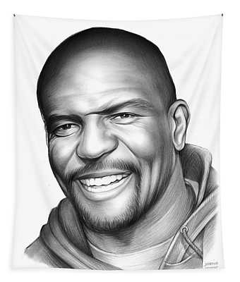 Terry Crews Tapestry