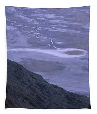 Tethered Comet - Badwater Basin -282 Tapestry
