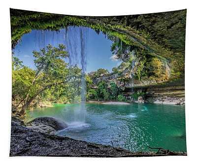 Texas Paradise Tapestry