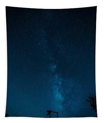 Texas Stars Tapestry