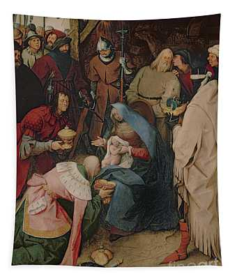 The Adoration Of The Kings Tapestry