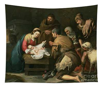 The Adoration Of The Shepherds Tapestry