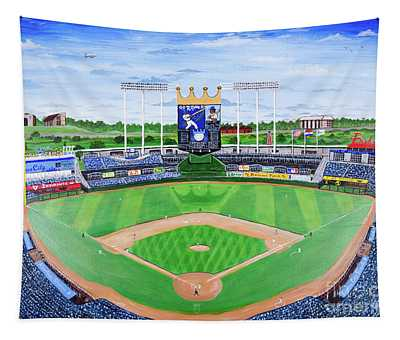 The Amazing Game At The K Tapestry
